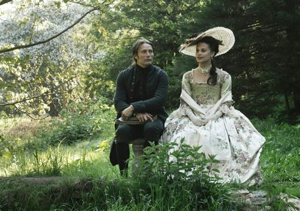 "Nikolaj Arcel, ""Royal Affair"", 2012<br />Credits: En Kongelig Affaere © Zentropa Entertainments e altri 2012"